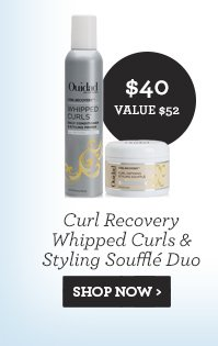 Curl Recovery Whipped Curls & Styling Souffle Duo