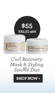 Curl Recovery Mask & Styling Souffle Duo