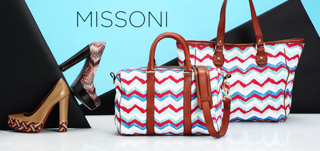 Missoni Handbags & Shoes