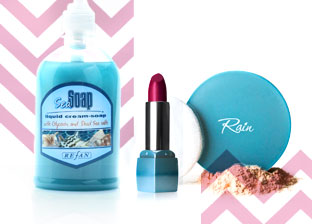 Everyday Glamour: Beauty Favorites ft. Lea Journo, Refan & More