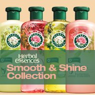 Your favorites are back and more irresistible than ever. Share your first Herbal Essences experience on our Facebook page.
