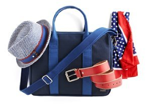 RED, WHITE & BLUE: ACCESSORIES