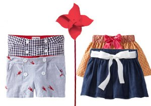 MADE IN USA: $20 & UNDER GIRLS' SHORTS & SKIRTS