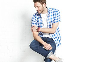 MADE IN USA: JEANS, TEES & TIES
