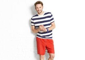RED, WHITE & BLUE: BEACH STYLE
