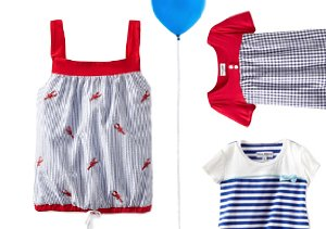 MADE IN USA: $20 & UNDER GIRLS' TOPS