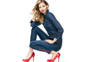 ALL-AMERICAN STYLE: BLUE JEANS