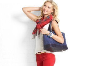 RED, WHITE & BLUE: A COMPLETE LOOK