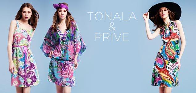 Tonala & Prive Apparel For Her
