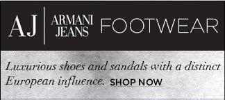 Shop Armani Jeans Footwear