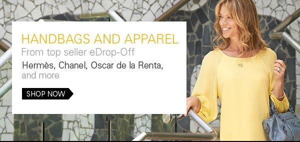 Shop luxury apparel and handbags