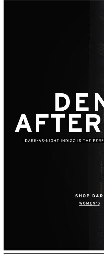 Shop Dark Denim - Women's