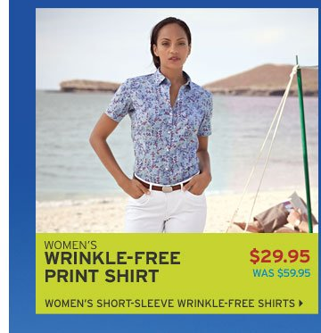 Shop Women's Wrinkle-Free Shirts