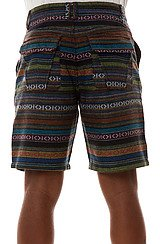 The Kanah Shorts in Deep Marine