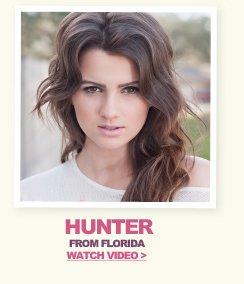 Model Search Winner Hunter - Watch Video