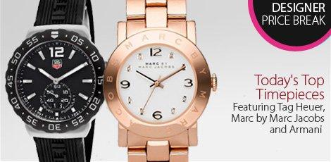Todays Top Timepieces
