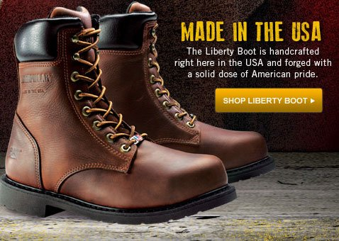 Made in the USA Shop Liberty Boot