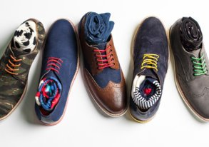 Shop The Perfect Pair: Shoes & Socks