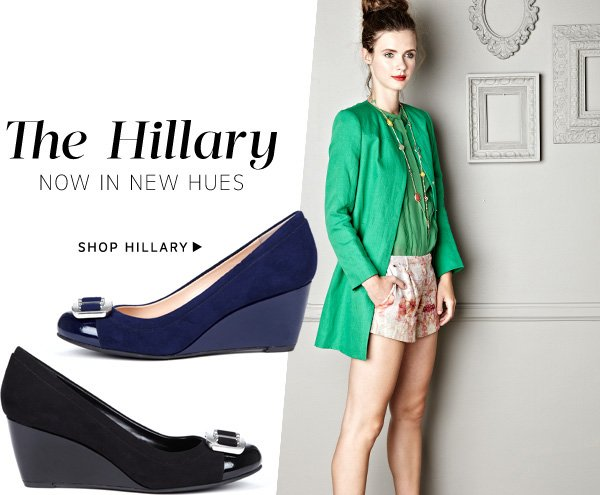 The Hillary: Now in New Hues. Shop Hillary