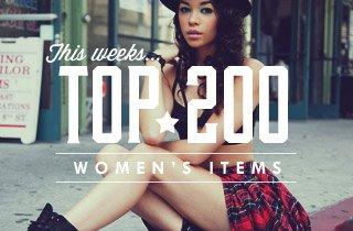 This Week: Top 200 Women's