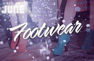 Best of June: Footwear