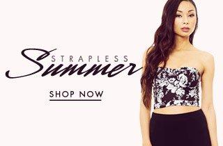 Strapless Summer