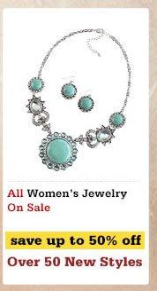 Womens Jewelry on Sale
