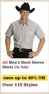 Mens Short Sleeve Shirts on Sale
