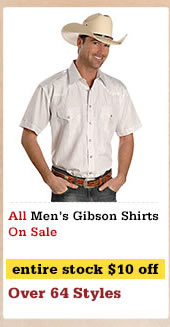 Mens Gibson Shirts on Sale