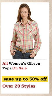 Womens Gibson Tops on Sale