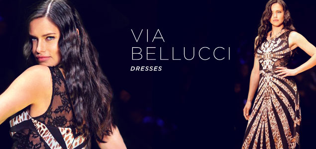Via Bellucci Dresses