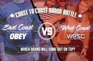 Obey VS. WeSC