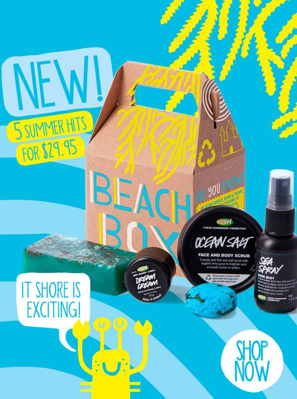 The NEW Beach Box - Filled With 5 Summer Hits