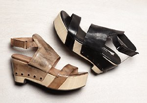Up to 80% off: Wedge Sandals