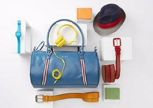 Trend Report: Bright Hats, Belts & More