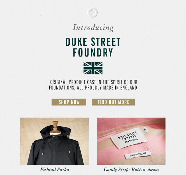 Introducing Duke Street Coundry