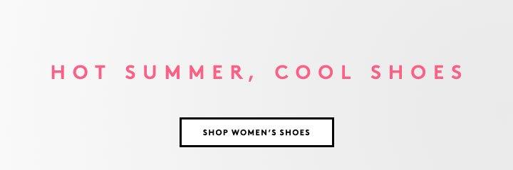 The essentials: Shop summer heels now.