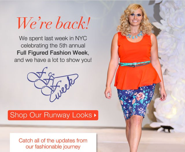 Shop Our Runway Looks