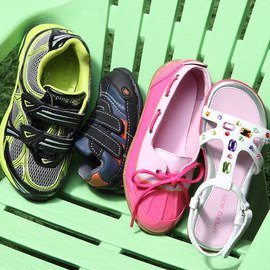 Fresh Steps: Kids' Shoes