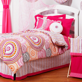 What a Kid Wants: Bedding & Décor