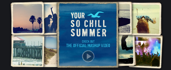 YOUR SO CHILL SUMMER CHECK OUT  THE OFFICIAL MASHUP VIDEO