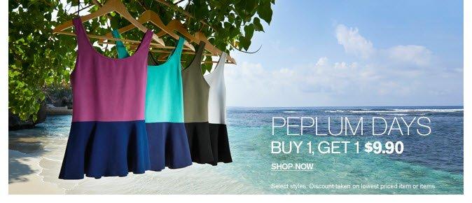 Shop Women's Peplum