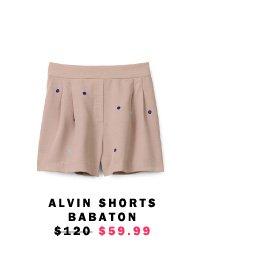 Alvin Shorts