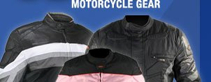 Mens and Womens Textile & Leather Jackets!