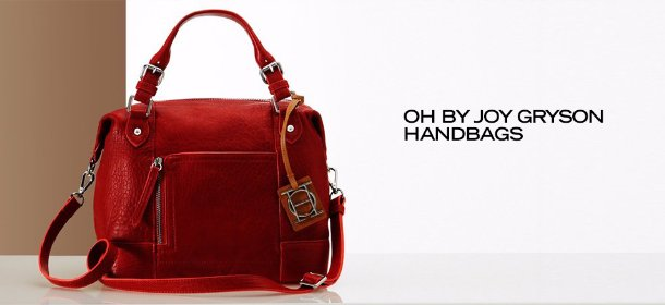 OH BY JOY GRYSON HANDBAGS, Event Ends July 3, 9:00 AM PT >