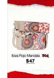 Ibiza Rojo Mandala