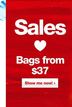 Sales Bags from $37