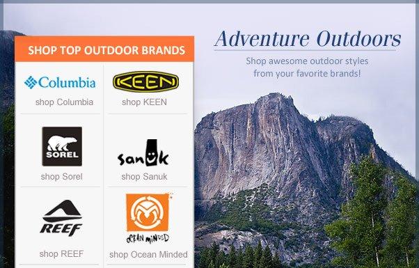Adventure Outdoors...