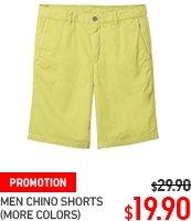 MEN CHINO TEE