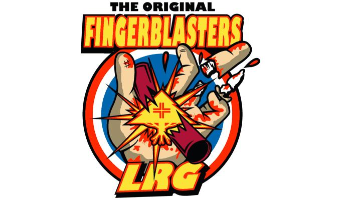 LRG - The Original Fingerblasters